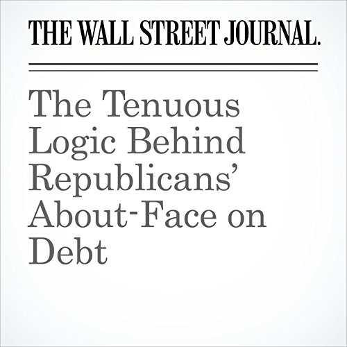 The Tenuous Logic Behind Republicans' About-Face on Debt copertina