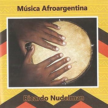 Música Afroargentina