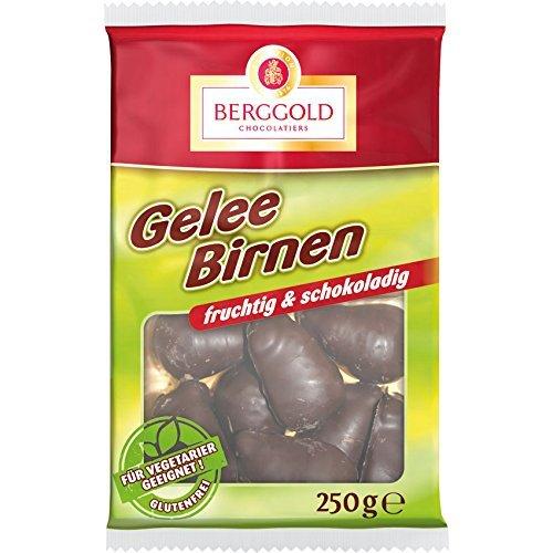 Berggold Gelee-Birnen 250g
