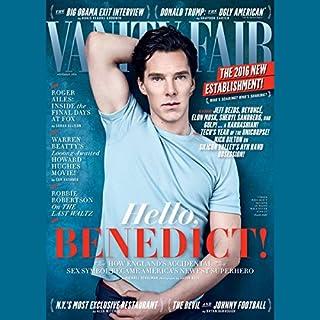 Couverture de Vanity Fair: November 2016 Issue