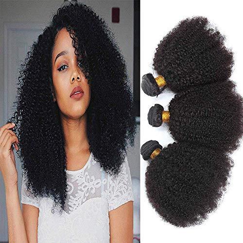 ALLnice 8A Grade Afro kinkys Curly Human...