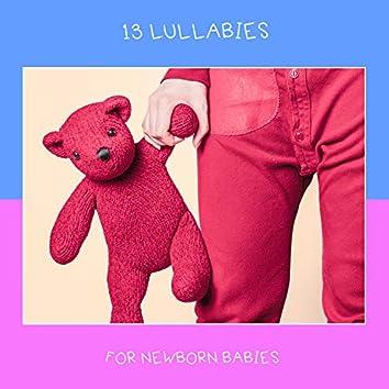 13 Lullabies for Newborn Babies & Children