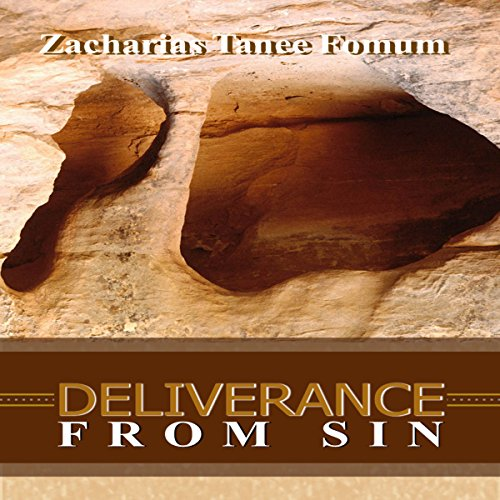 Deliverance from Sin audiobook cover art