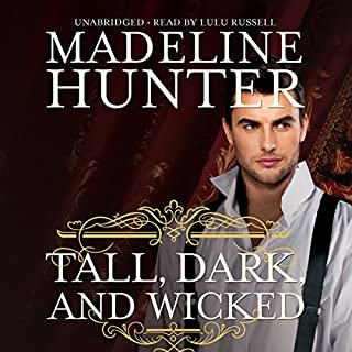 Tall, Dark, and Wicked audiobook cover art