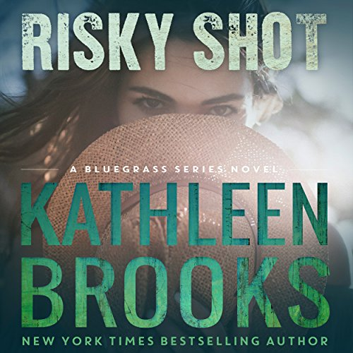 Risky Shot audiobook cover art