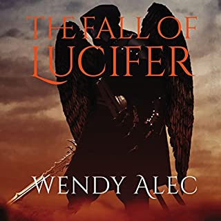 The Fall of Lucifer audiobook cover art