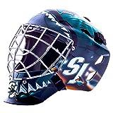 Franklin Sports - Masque de Gardien de Hockey de la LNH San José...