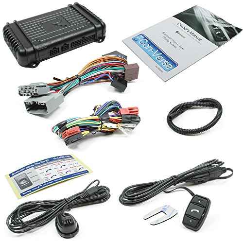 Rostra 250-7504-CHR3 Con-Verse Bluetooth Control Switch for Select Chrysler/Dodge/Jeep/VW Vehicles
