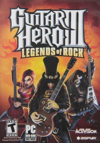 Guitar Hero III: Legends Of Rock - PC