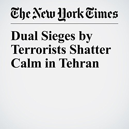Dual Sieges by Terrorists Shatter Calm in Tehran copertina