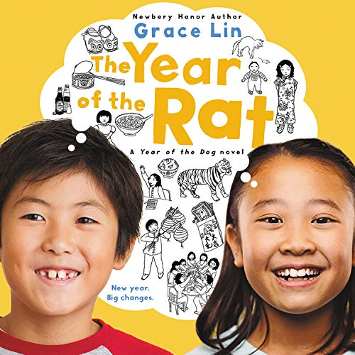 The Year of the Rat cover art