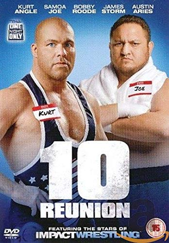Tna Wrestling: One Night Only - Reunion [DVD] [UK Import]