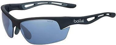 Sport Sunglasses Bolt S Matte Black Phantom Court