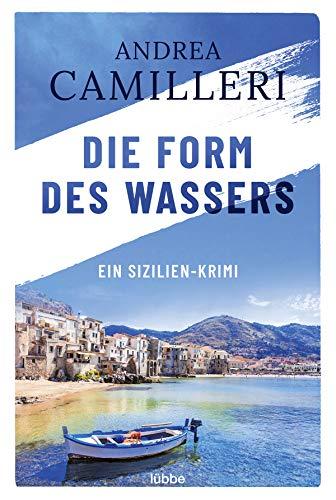 Die Form des Wassers: Ein Sizilien-Krimi (Commissario Montalbano 1) (German Edition)