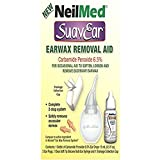 NeilMed Suavear Ear Wax Removal Aid, 0.20 oz (Pack of 12)
