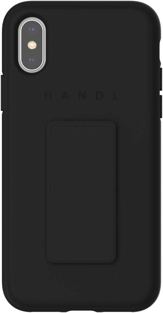 HANDL Soft Touch CASE for iPhone X/XS - Black, HD-AP09STBK