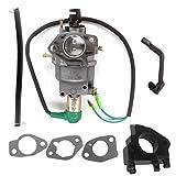 AISEN Carburetor for Troy-Bilt XP 7000 10500 Watt 30477 030477 Gas Generator Carb Gasket
