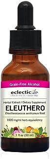 Eclectic Institute - Eleuthero Extract, 1 oz liquid