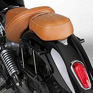 National Cycle Cruiseliner Black Mount Kit for Quick Release Saddlebags for Indian Scout 2015-2017