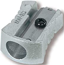 Maped 006600 Manual pencil sharpener Gris - Sacapuntas (Manual pencil sharpener, Gris, Metal)