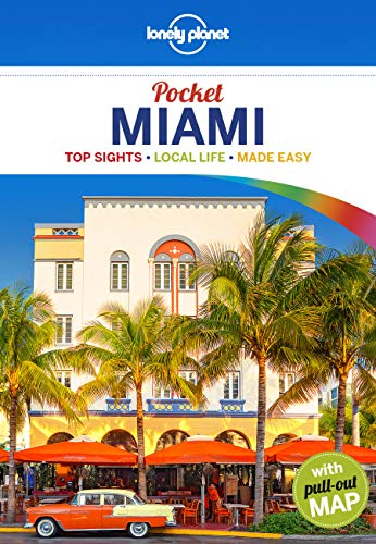 Lonely Planet Pocket Miami [Lingua Inglese]