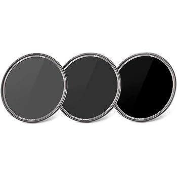 Haida Ultra Slim Nanopro Mc Nd Graufilterset 8x 64x Kamera