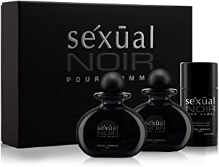 Michel Germain Sexual Noir Pour Homme 3-Piece Gift Set