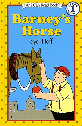 Barney's Horse (I Can Read Level 1)の詳細を見る