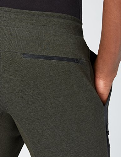 Peak Velocity Athletic-Sweatpants, Forest Green Heather, US S (EU S)