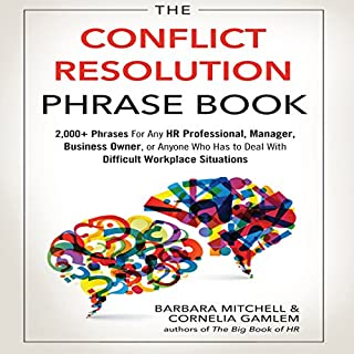 The Conflict Resolution Phrase Book cover art