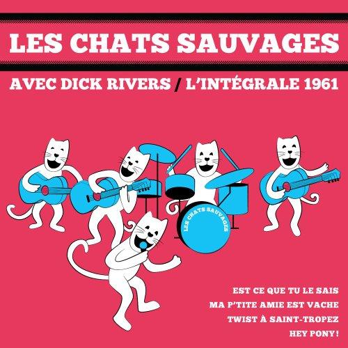 Les Chats Sauvages-Intégrale 1961