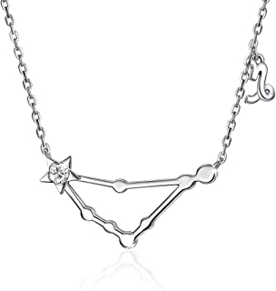 Charm signe du zodiaque Capricorne en argent pour charms colliers bracelets boucles doreilles SilberDream Charms FC7101 Argent 925 Sterling