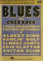 Greg Koch Blues Guitar [DVD]