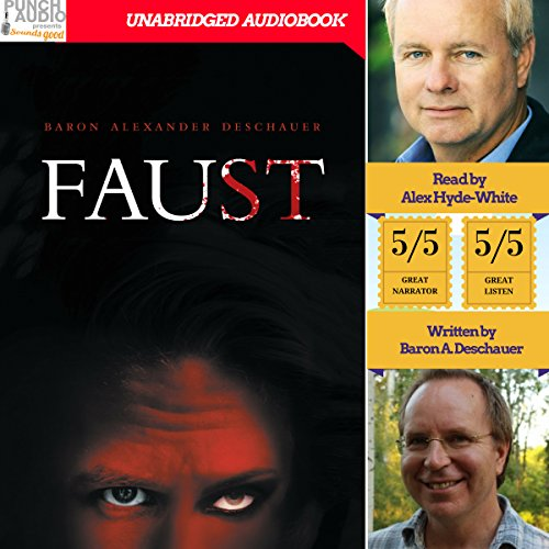 Faust: Twenty-Nine Years audiobook cover art