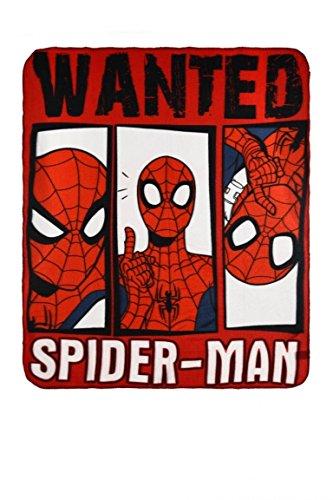 Hasbro Marvel Spider-Man Spiderman–Manta Cuadros
