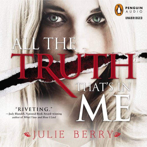 All the Truth That's in Me                   By:                                                                                                                                 Julie Berry                               Narrated by:                                                                                                                                 Kathleen McInerney                      Length: 7 hrs and 48 mins     82 ratings     Overall 4.0