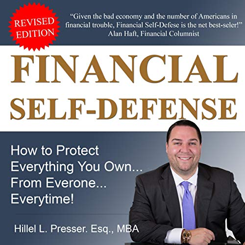 Financial Self-Defense (Revised Edition) audiobook cover art
