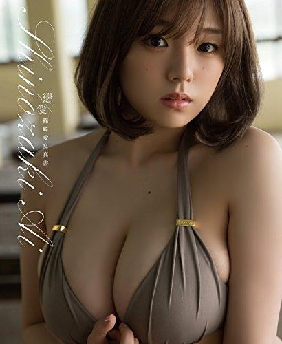 Japanese Gravure Idol :: Ai Shinozaki Photo Book Limited Photo Collection Book Chapter 3 (Normal Version Taiwan Version)『戀愛』篠崎愛 台湾限定 写真集 第3章 通常版 台湾版
