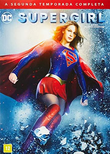 Supergirl 2A Temporada [DVD]