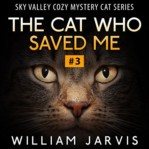 The Cat Who Saved Me #3 audiobook cover art