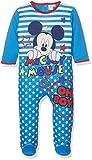 Mickey Mouse Oh - Saco de Dormir para bebé de 6 a 9 Meses (Talla del Fabricante: 9 Meses), Color Azul