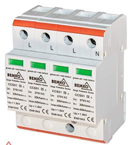 BEMKO A50-CCS01-4P-C CCS Überspannungsschutz