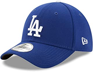 New Era Los Angeles Dodgers Fitted 39Thirty MLB Curve Bill Baseball Cap 3930