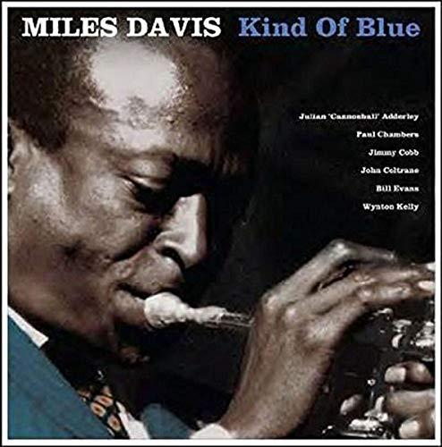 Kind of Blue/Édition 180gr Colore Bleu