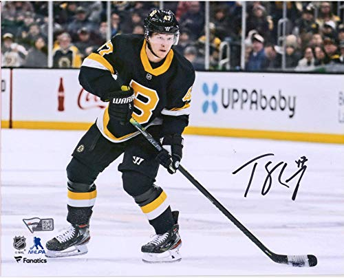 Torey Krug Boston Bruins Autographed 8