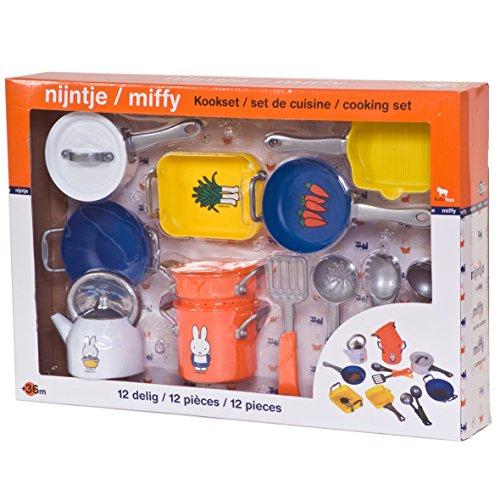 Ak Sport 0478015 Miffy Kit de Cuisine