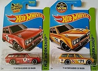 Best hot wheels boulevard datsun 510 wagon Reviews