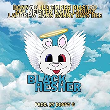 Black Hesher (feat. Illtemper, Diastro, Zak Meister, Katie Ladubz, J. Andrew, Hans, Danny Days & Dee)