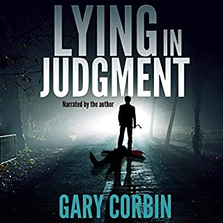Lying in Judgment audiobook cover art