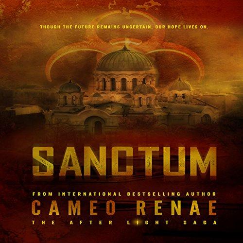 Sanctum audiobook cover art